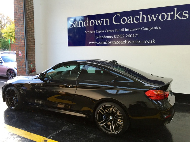 Bmw Accident Repair Centre For Surrey Middlesex London Car Body