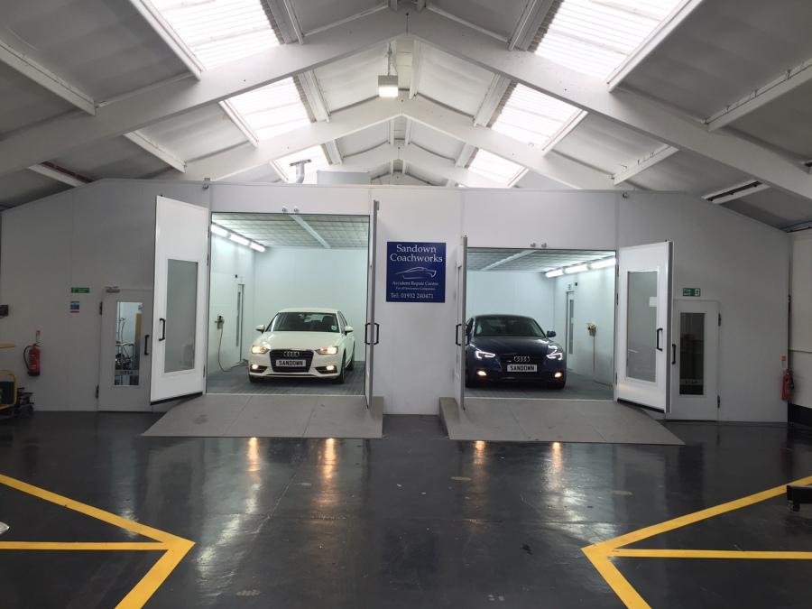 Car Body Shop >> Audi Accident Repair Centre For Surrey Middlesex London