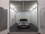 Aston Martin Paint Repairs Surrey