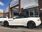 Aston Martin Bodyshop Surrey
