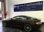 Aston Martin Accident Repair Surrey London