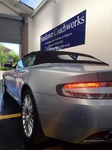 Aston Martin Crash Repair