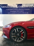 Aston Martin Alloy Wheel Refurbishment