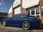 Porsche Accident Repair Centre Middlesex