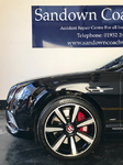 Bentley Wheel Repair Surrey