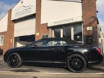 Bentley Accident Repair London