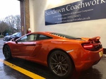 McLaren Bodyshop London