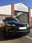 Range Rover Accident Repairs