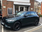 Jaguar Bodyshop Surrey