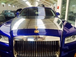 Rolls Royce Bodyshop