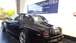 Rolls Royce Accident Repair London