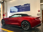 Aston Martin Accident Repair Middlesex