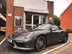 Porsche Bodyshop Middlesex