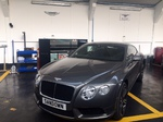 Bentley Bodyshop London