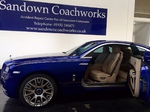 Rolls Royce Bodyshop Berkshire