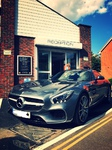 Mercedes Benz Accident Repair Surrey