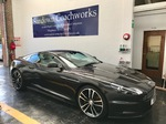 Aston Martin Car Body Repair Surrey