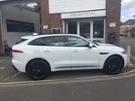 Jaguar Accident Repair Centre Surrey
