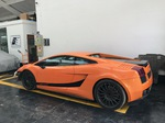 Lamborghini London Paint Repairs