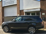 Range Rover Bodyshop Approved Surrey