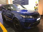 Range Rover Sport Accident Repair