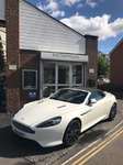 Aston Martin Surrey Crash Repair
