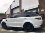 Range Rover Accident Repair