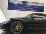 Porsche Crash repairs Surrey