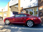 Bentley Crash Repairs Surrey