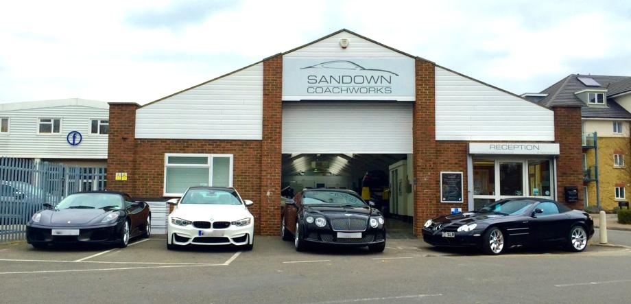 Porsche Accident Repair Centre For Surrey Middlesex London Car Body Repair Bodyshop