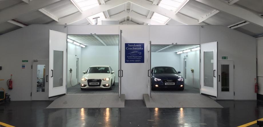 MERCEDES BENZ Accident Repair Centre For Surrey Middlesex London - Mercedes benz body repair centre